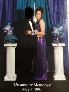 High school prom pic